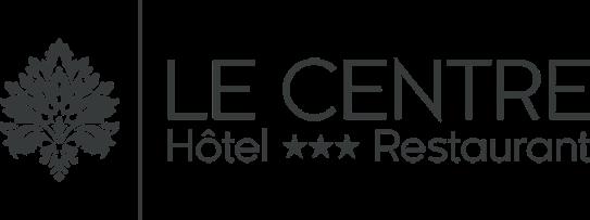 Hôtel Restaurant le Centre - Castelnaudary - logo